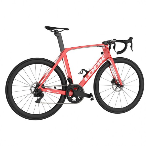 Rahmen  LOOK 795 blade RS disc red  XS