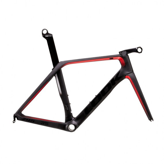 Rahmen  LOOK 795 blade RS disc black red  XS