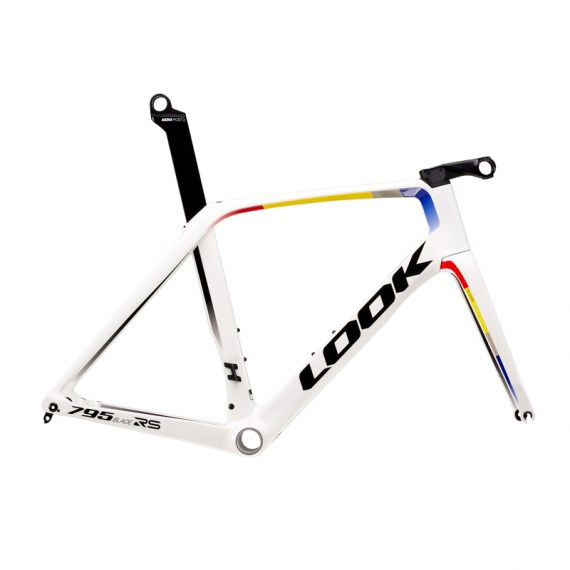 Rahmen  LOOK 795 blade RS disc proteam white  XS